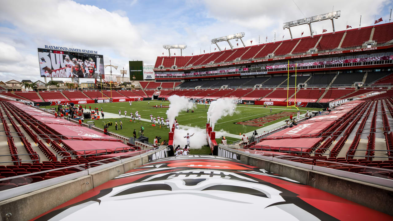 Bring The Raymond James Stadium Experience Home With The Hometurf App
