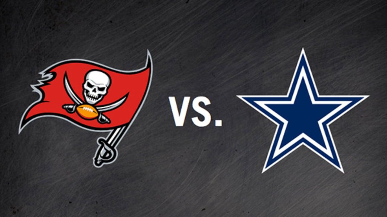 Dallas Cowboys vs Tampa Bay Buccaneers NFL Odds and Predictions