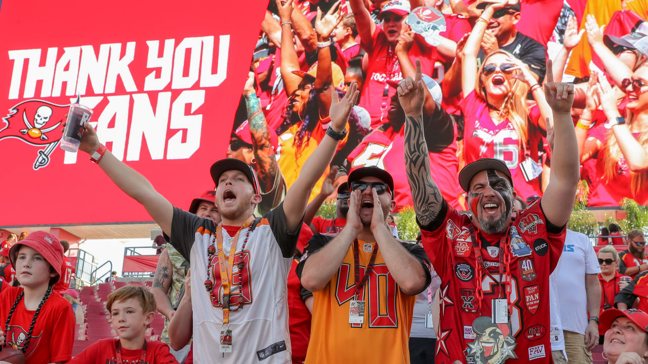 4412e607 Buccaneers Rated No. 1 in Overall Customer Service Again in 2018 NFL ...