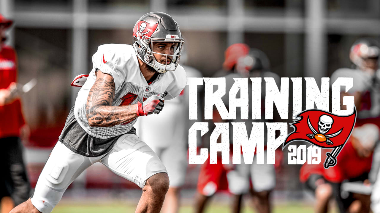 aa16764b Bucs' Training Camp to Feature 15 Practices for Fan Viewing, Covered ...