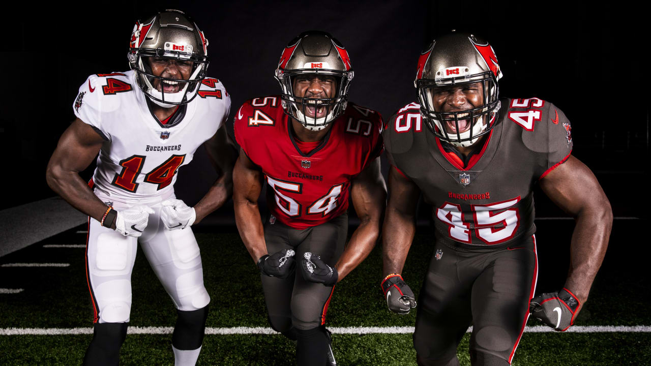 Bucs New 2020 Uniforms Revealed