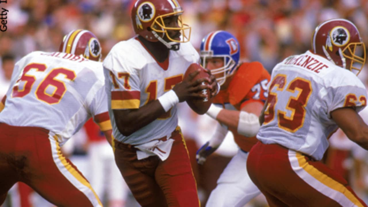 100% authentic 40a82 c2235 NFL to Honor Doug Williams on Super Bowl Sunday