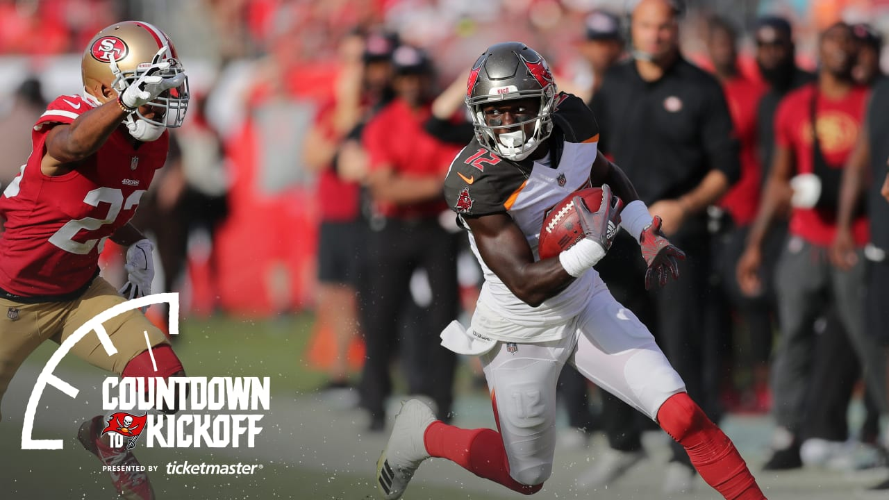 Countdown to Kickoff: Bucs-49ers