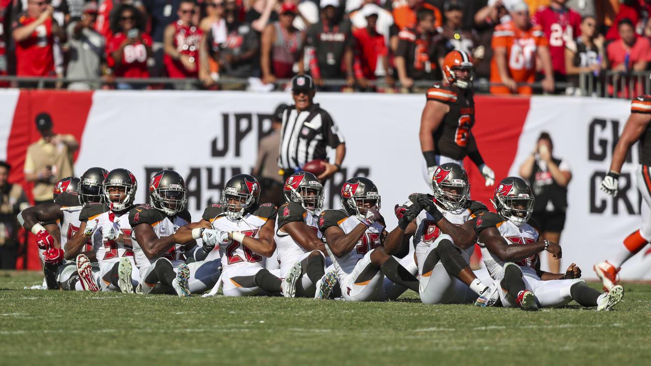 4bbefc7f Buccaneers vs. Browns Week 7 Full Highlights
