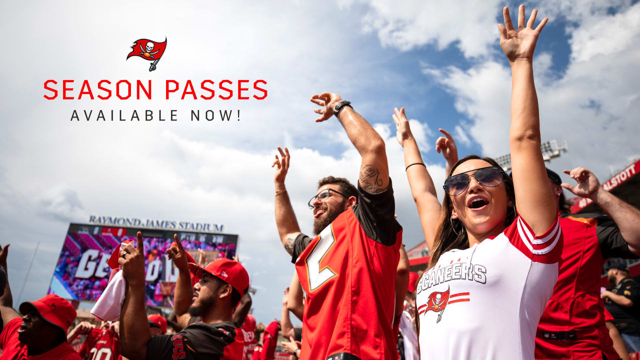 52c58264 Bucs Season Passes Now on Sale with No Price Increase in 2019