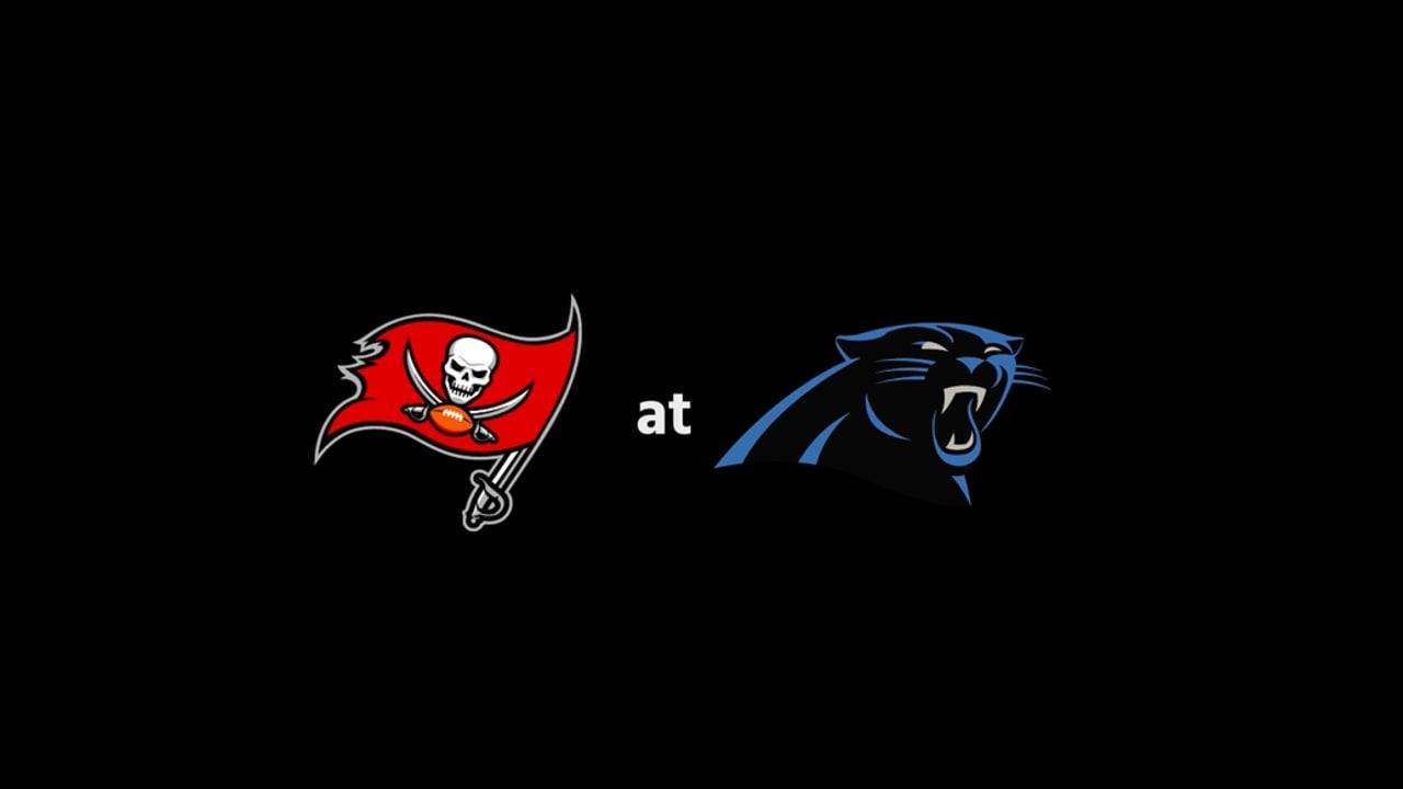 Thursday Night Football | Bucs vs. Panthers Week 2 Game ...