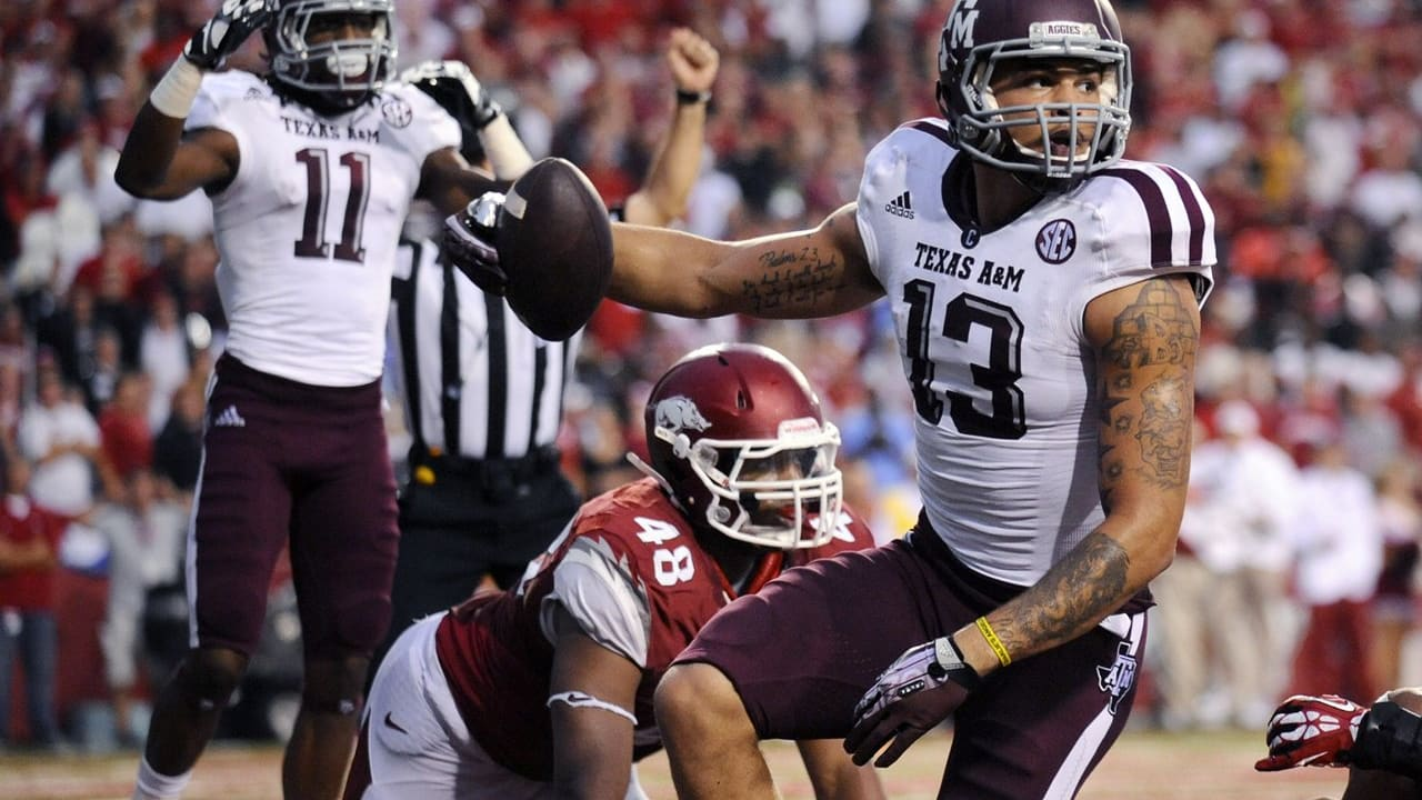 Photos Mike Evans Top 5 College Games