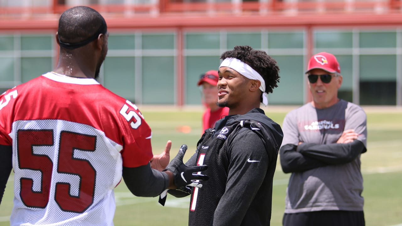 9d8b8bb4911398 Excitement For Kyler Murray, But Kliff Kingsbury Sees Offensive Misnomer