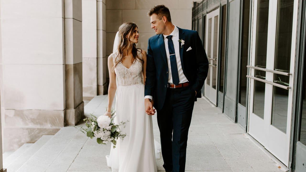 Tyler Sigler Trades Honeymoon For Nfl Opportunity
