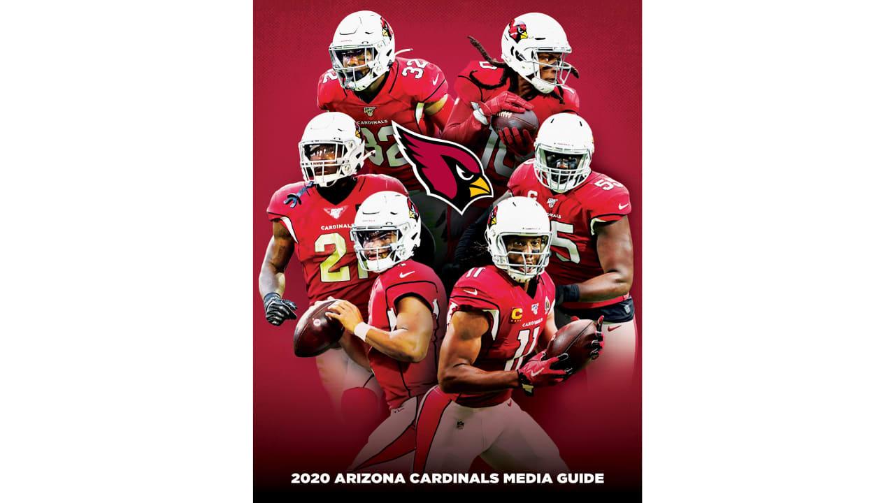 Arizona Cardinals 2020 Media Guide