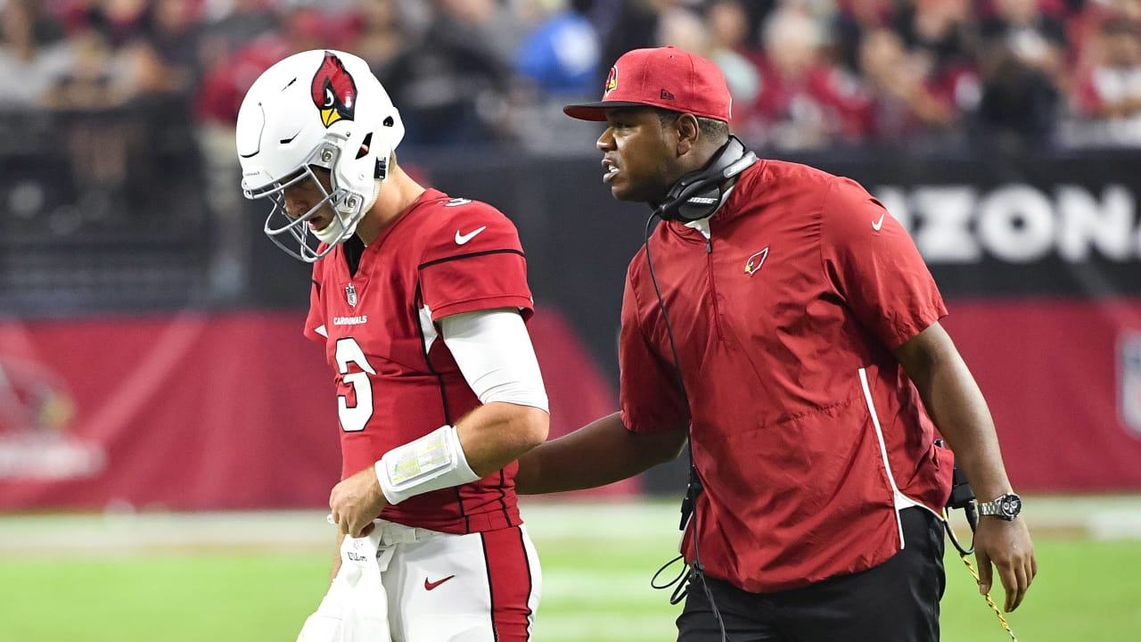 Cardinals Let Mike McCoy Go, Promote Byron Leftwich to Offensive Coordinator