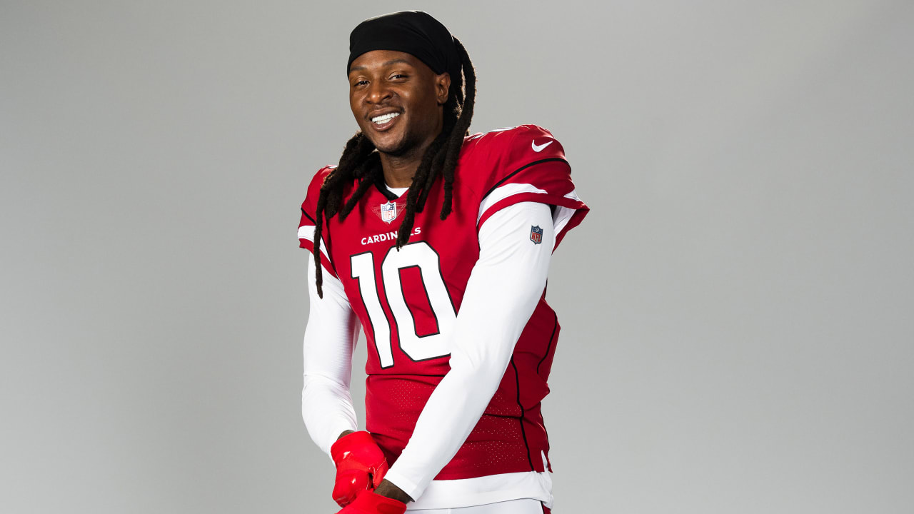 On Lock: DeAndre Hopkins Pushing Hard To Learn Cardinals' Offense