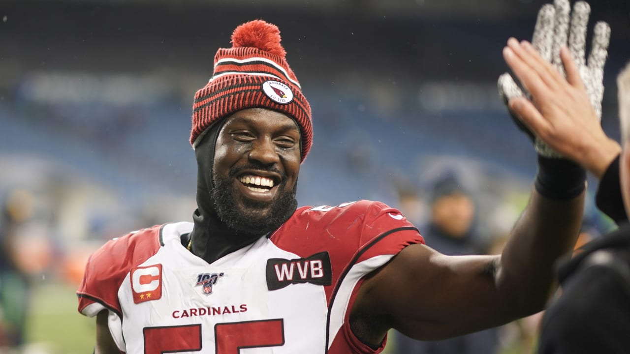 Sacks Record Close For Chandler Jones, But He's Already Made His Mark
