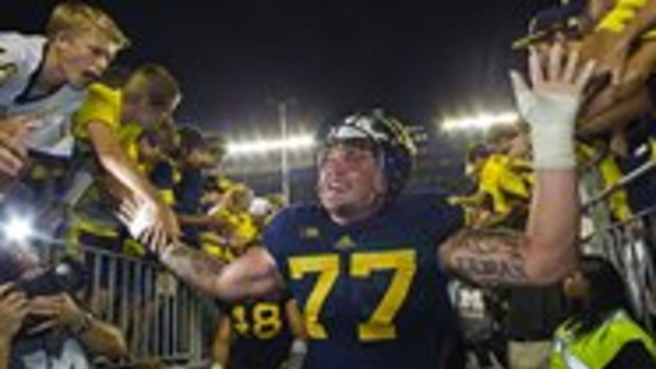 sale retailer 9b687 fc396 Taylor Lewan Tackles Maturity Issues
