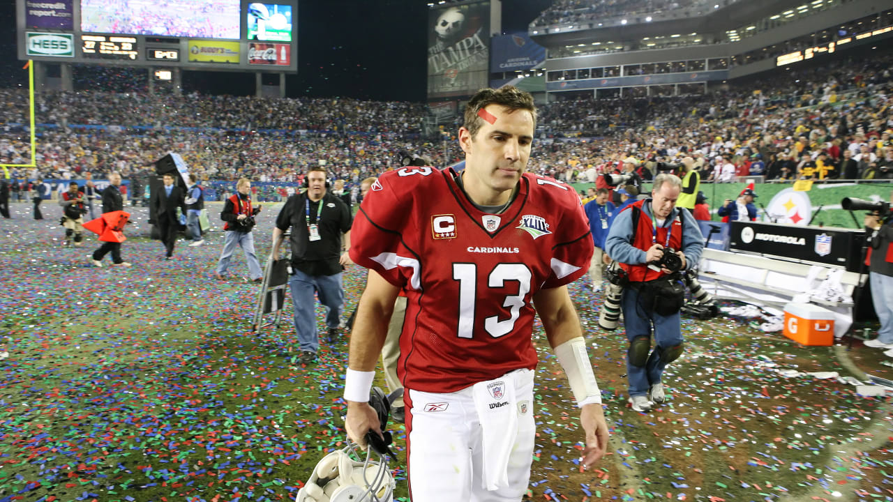 Cardinals Just Seconds From A Super Bowl Win