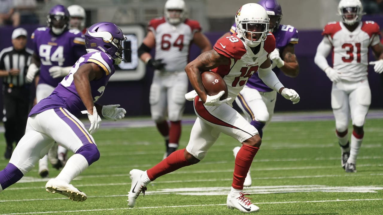 Keesean Johnson Damiere Byrd Catching Cardinals Eye