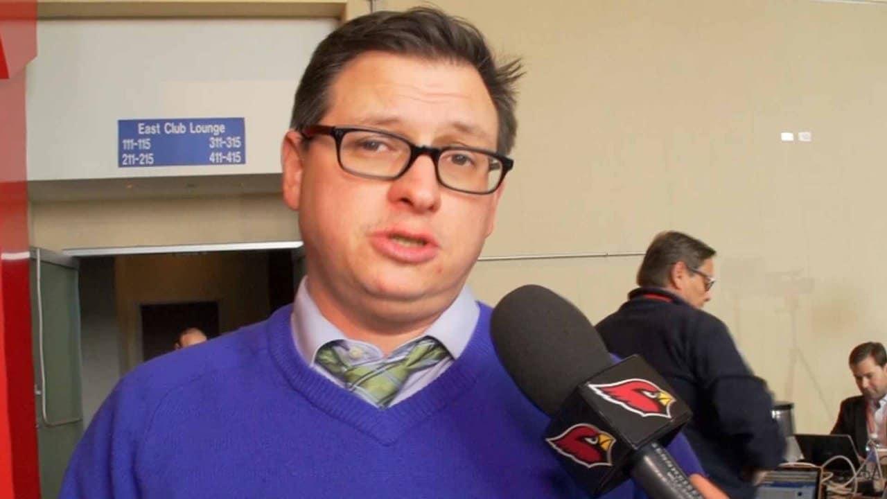 Jason La Canfora calls Cardinals 'inclusive'