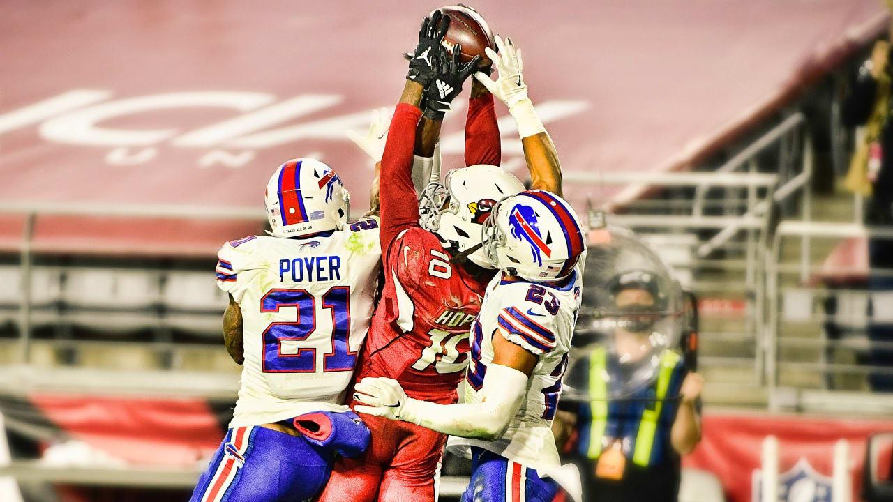 Hail Murray Answered: DeAndre Hopkins Touchdown Leads Cardinals Over Bills