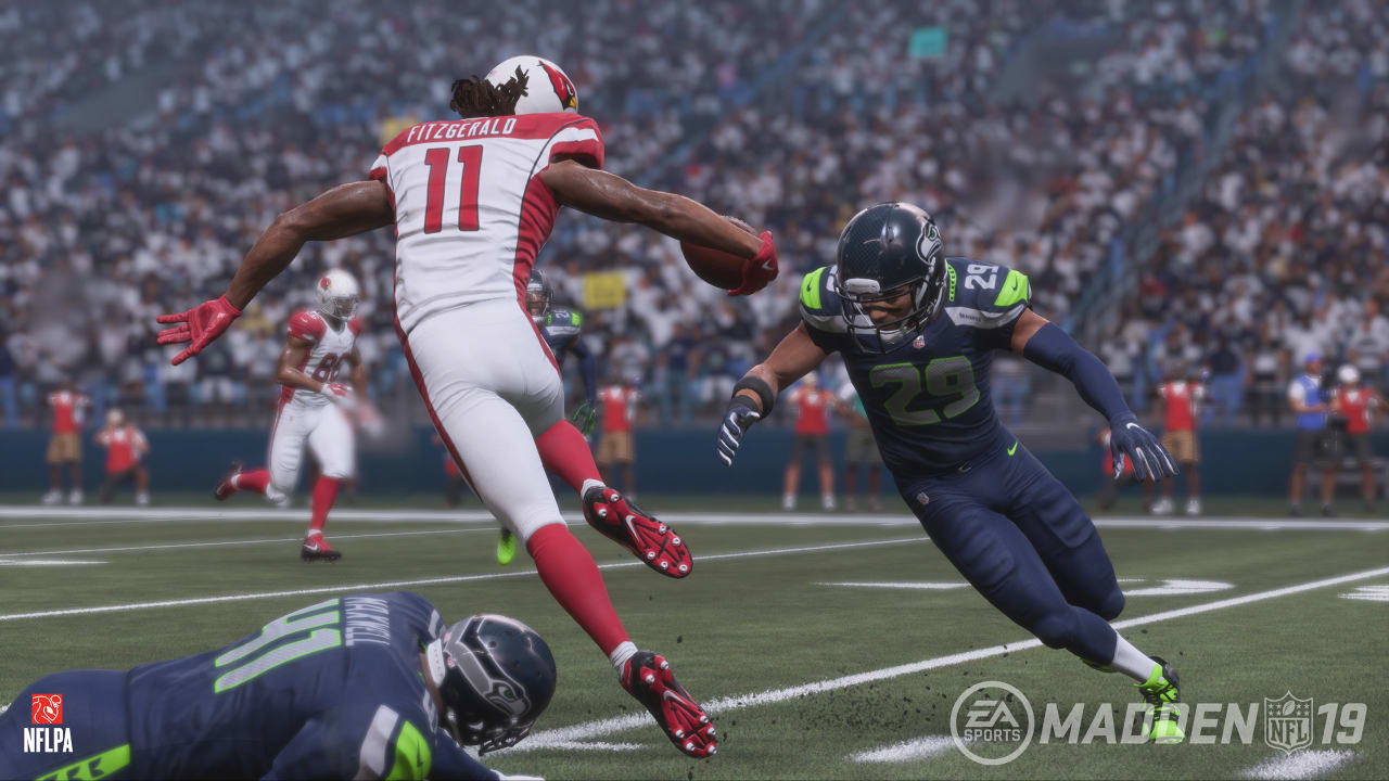 Madden ratings for the Cardinals