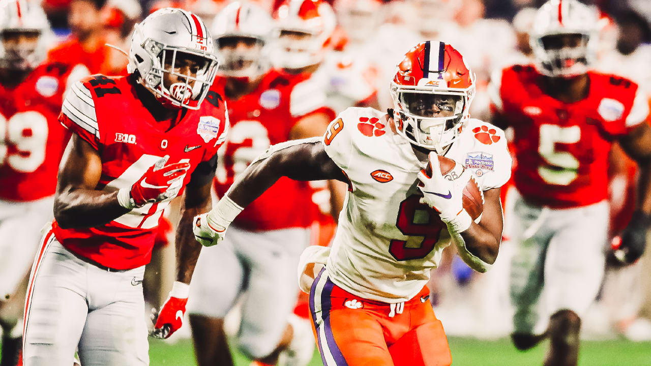 Travis Etienne 'Dream Scenario' Is Playing For The Cardinals