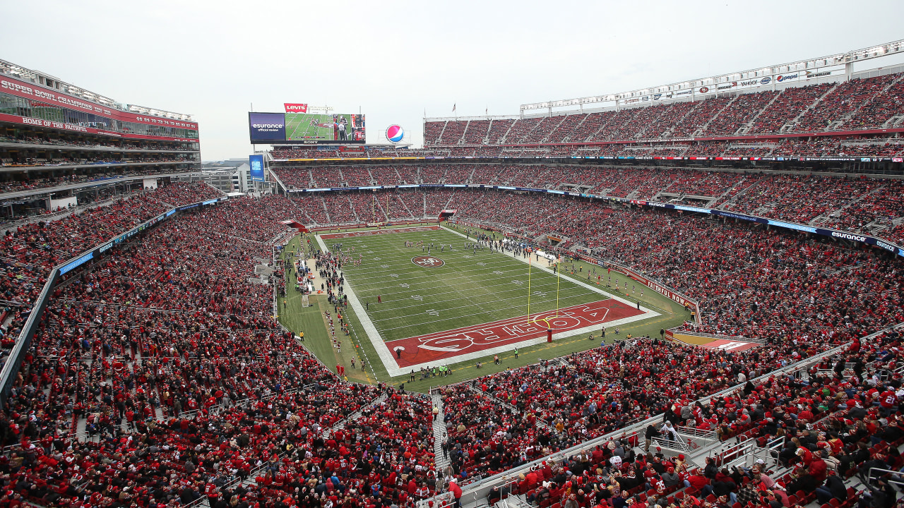 image about 49ers Printable Schedule titled Celebration - Cardinals at 49ers 2019 Period