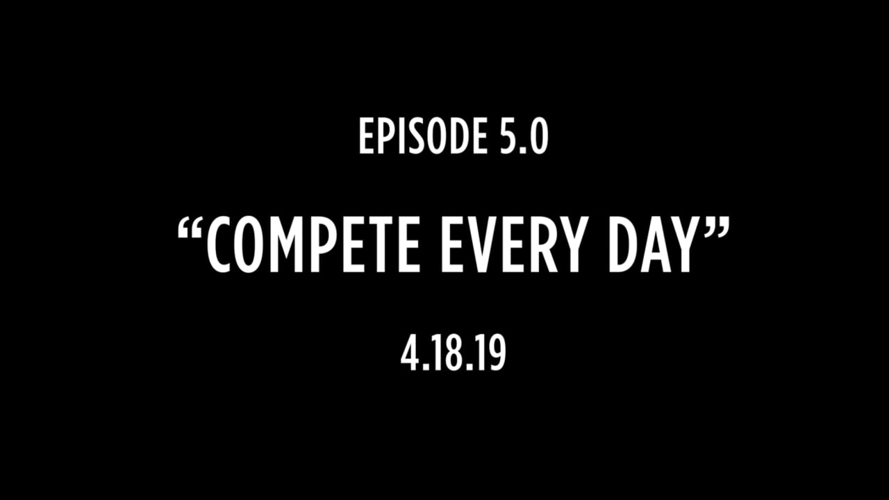 Flight Plan Trailer 5 0 - 'Compete Every Day'