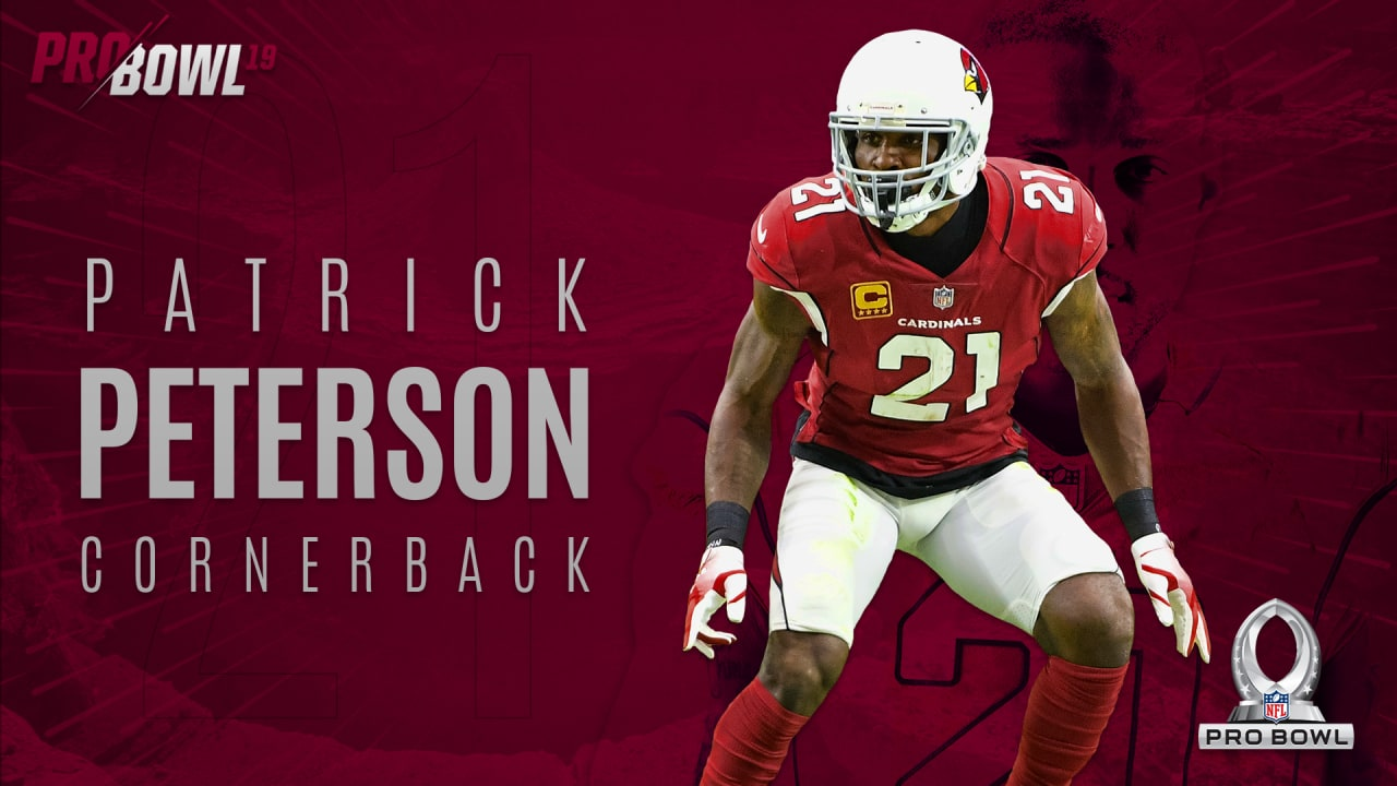 best service 49e2f 25021 Patrick Peterson Makes The Pro Bowl For 2018
