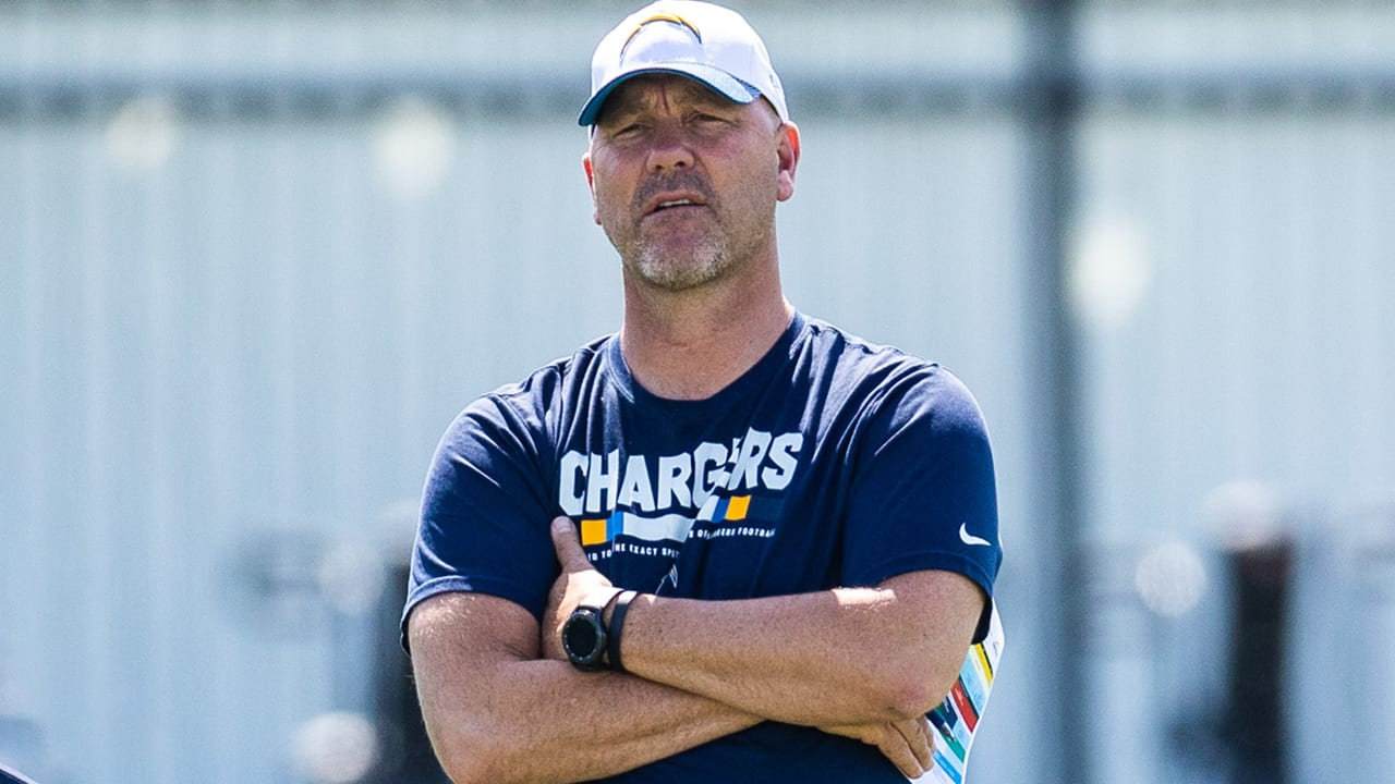 """Chargers' """"Fastest Defense"""" Taking Shape Under Gus Bradley ..."""