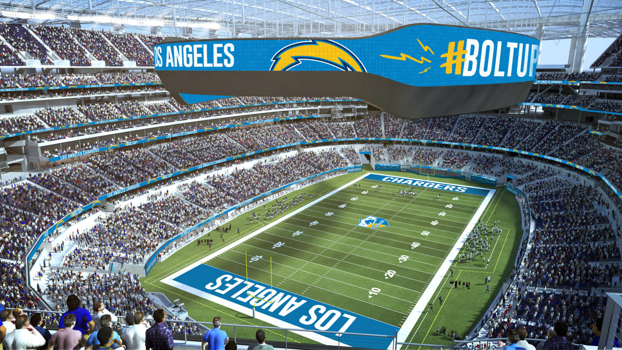 Chargers New La Stadium Los Angeles Chargers Chargerscom