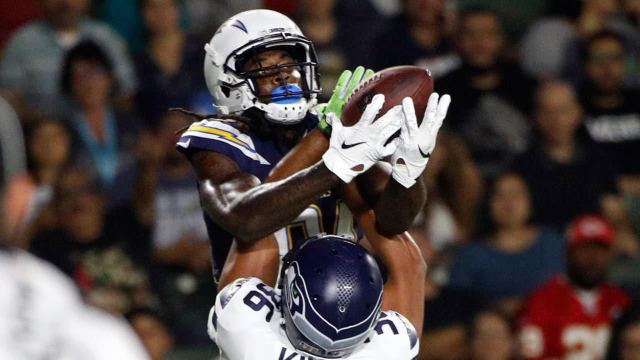 Mike Williams Earns National Attention with Monster Catch d7c60621a