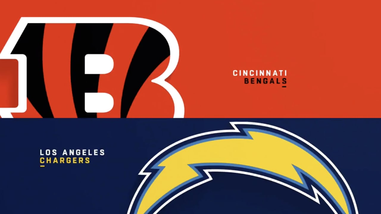 Image result for Bengals vs. chargers