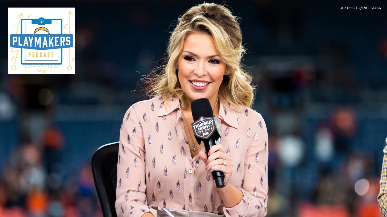 Colleen Wolfe Gives an Inside Look into a TNF Gameday