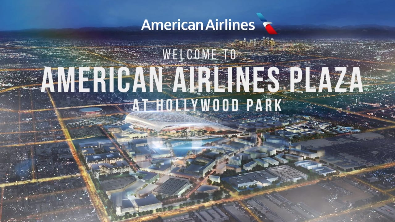 American Airlines Named First Founding Partner Of The New