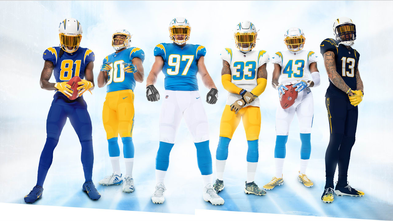 New Uniforms Released