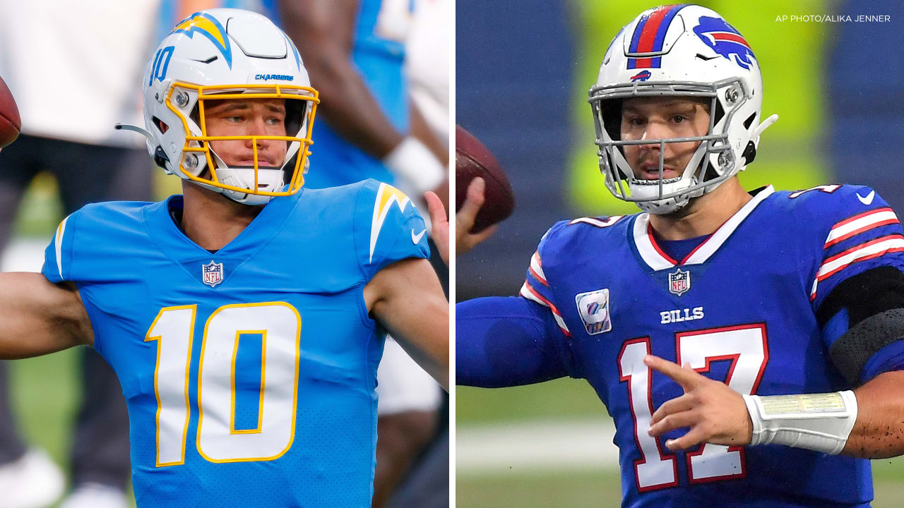 How to Watch Chargers vs. Bills on November 29, 2020
