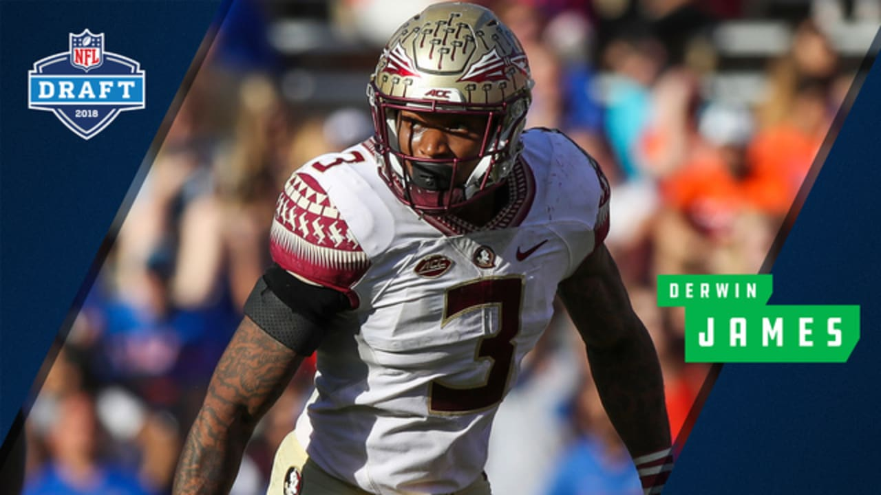 sale retailer 703a4 b5cc0 2018 Draft Profile: Breaking Down Derwin James' College ...