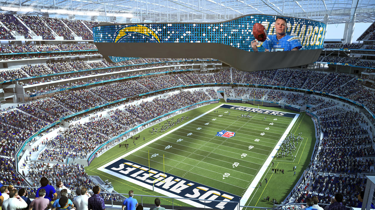 San Diego Chargers 2020 Schedule Los Angeles Chargers 2020 Suite and General Seating Season Ticket