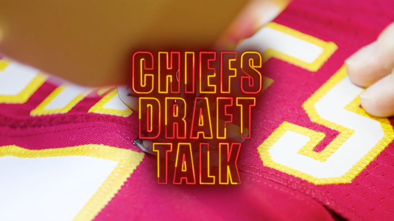 Chiefs Draft Talk: Brett Veach Breaks Down NFL Scouting Combine
