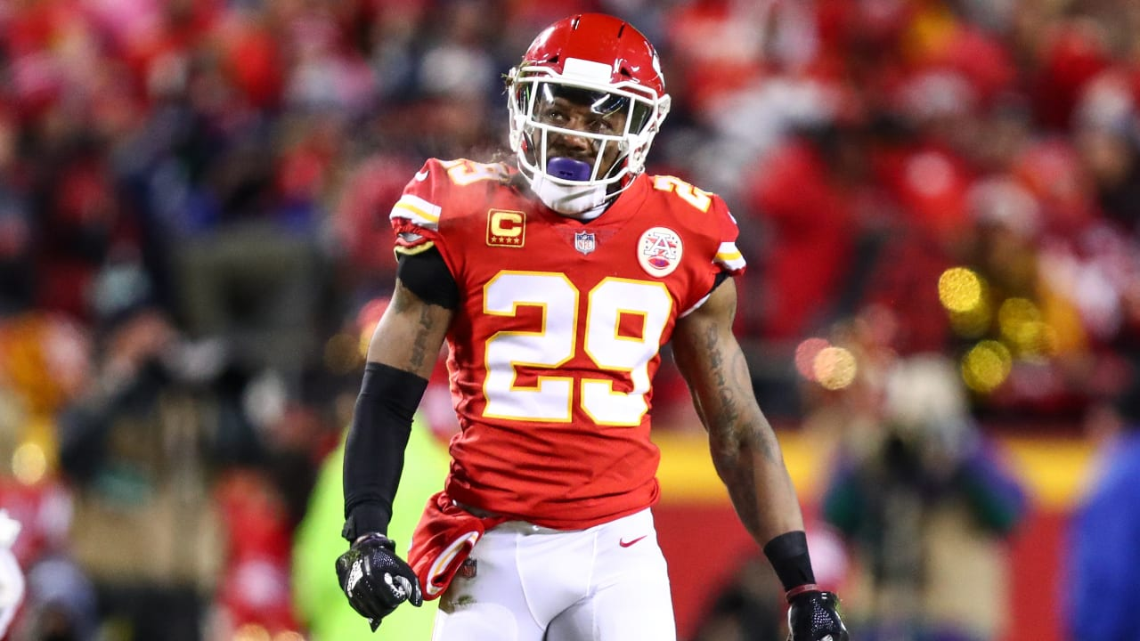 Chiefs Release S Eric Berry