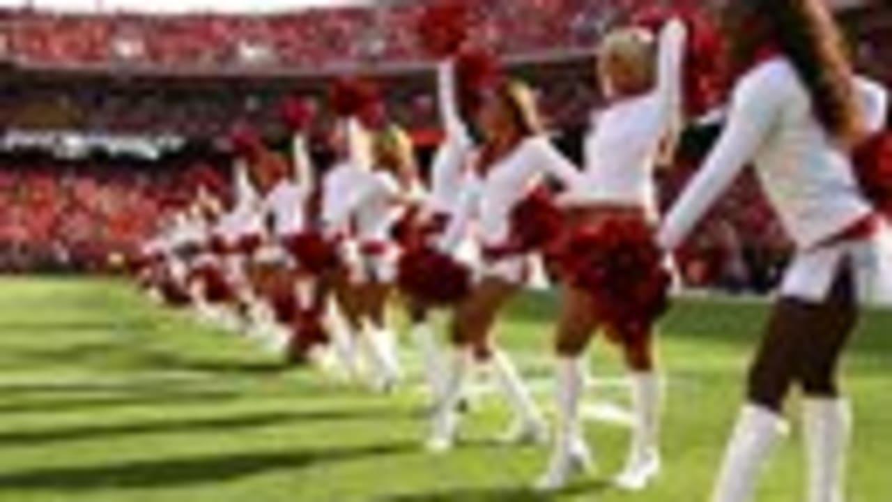 nfl cheerleader jill williams nackt