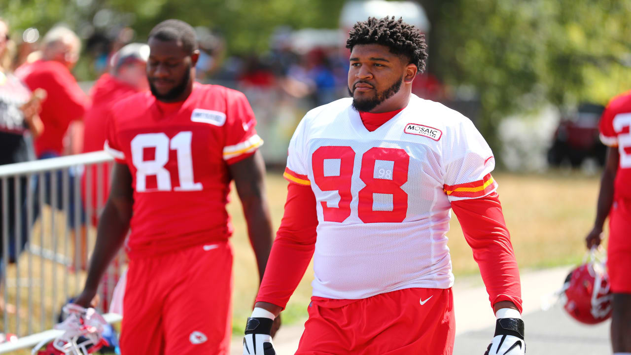 Kansas City Native And Chiefs Dt Xavier Williams Is Loving His Time In The Red And Gold