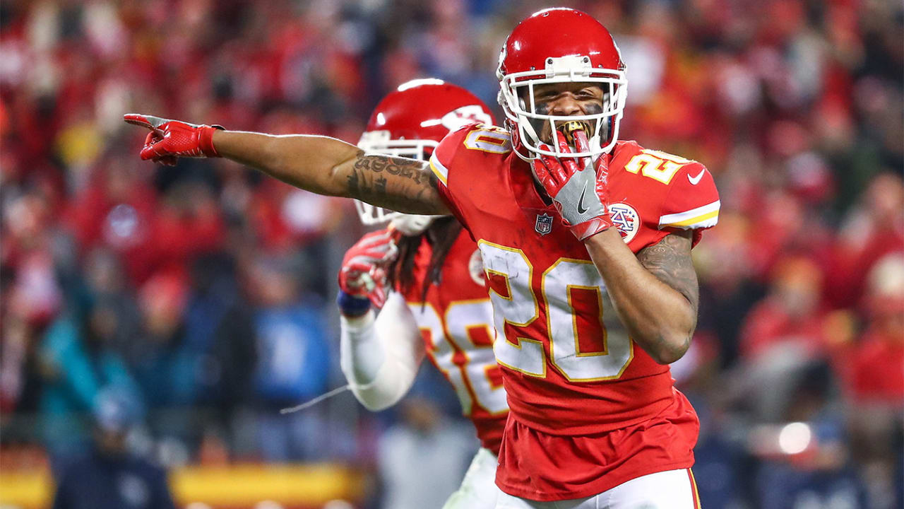 d845151d Chiefs CB Steve Nelson Primed for Big Season, Ready to Earn His Respect