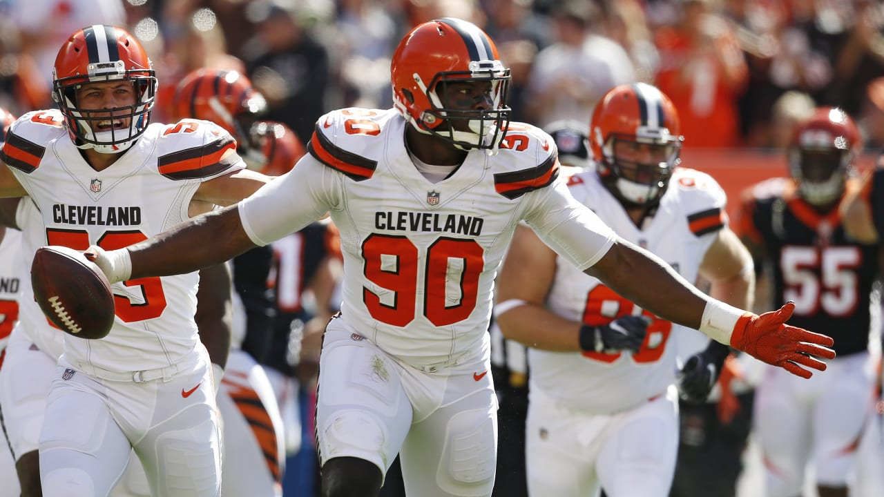 Five Things to Know About New Chiefs' DE Emmanuel Ogbah