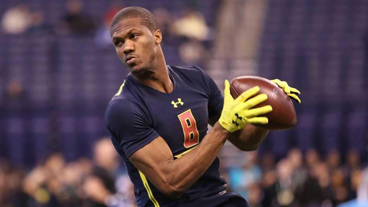 best service b2bda 797a8 Five Things to Know About New Chiefs WR Jehu Chesson