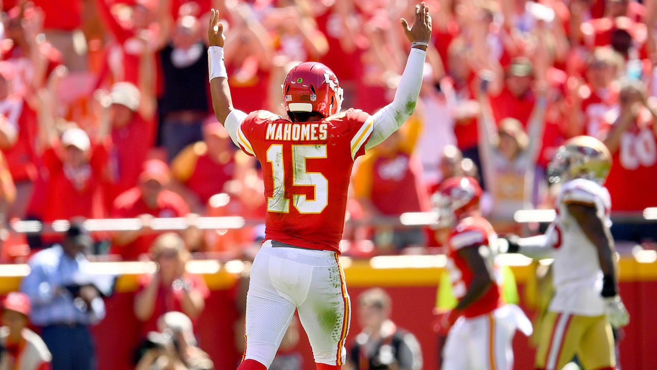 Image result for mahomes and the chiefs