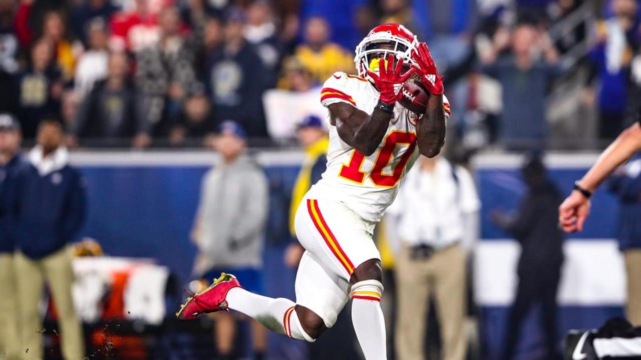 the latest 82f57 d0c01 Chiefs vs. Rams: Tyreek Hill Highlights