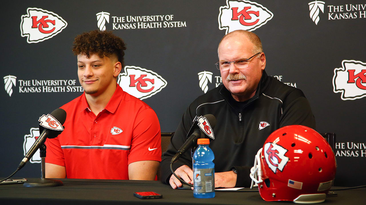 Patrick Mahomes Hype Is On The Rise In Kansas City