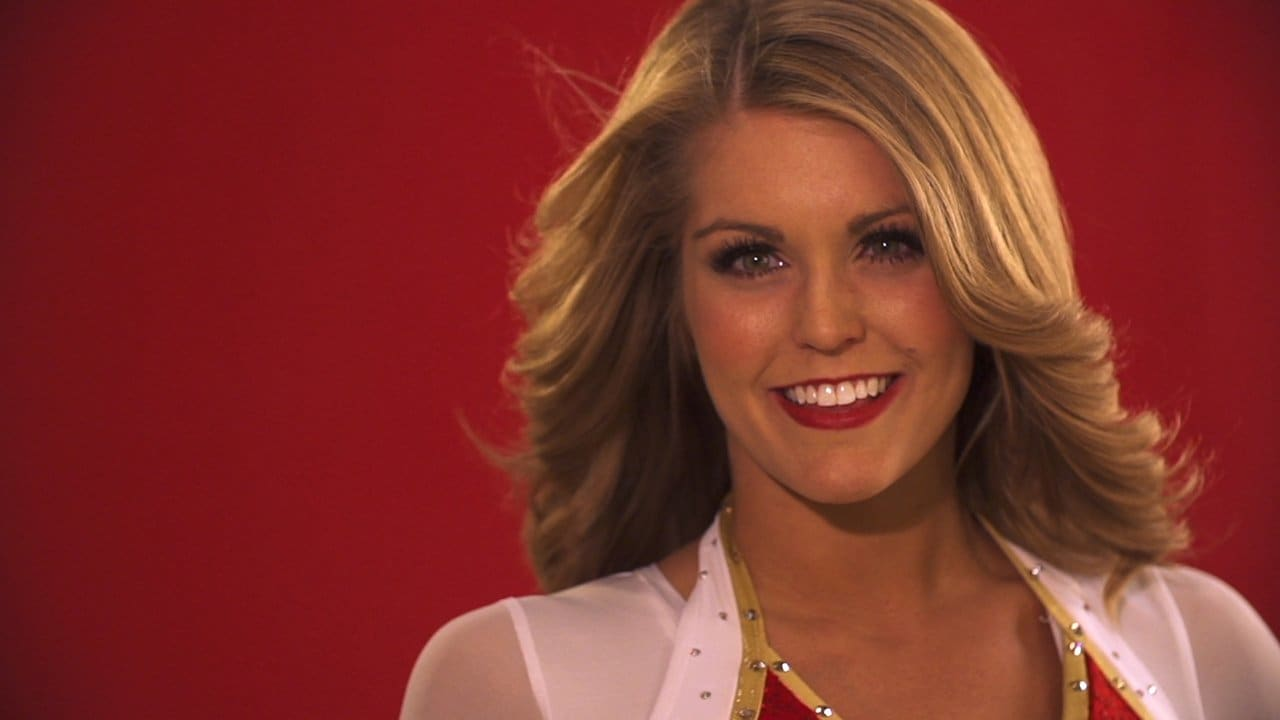 26b98cf2 Get to Know Chiefs Cheerleader Leslie
