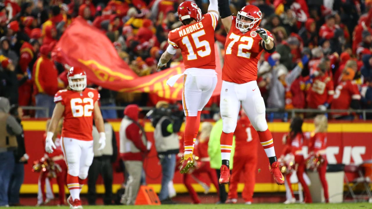 d5487d4f3 Patrick Mahomes  50th TD Pass Goes for 89 Yards
