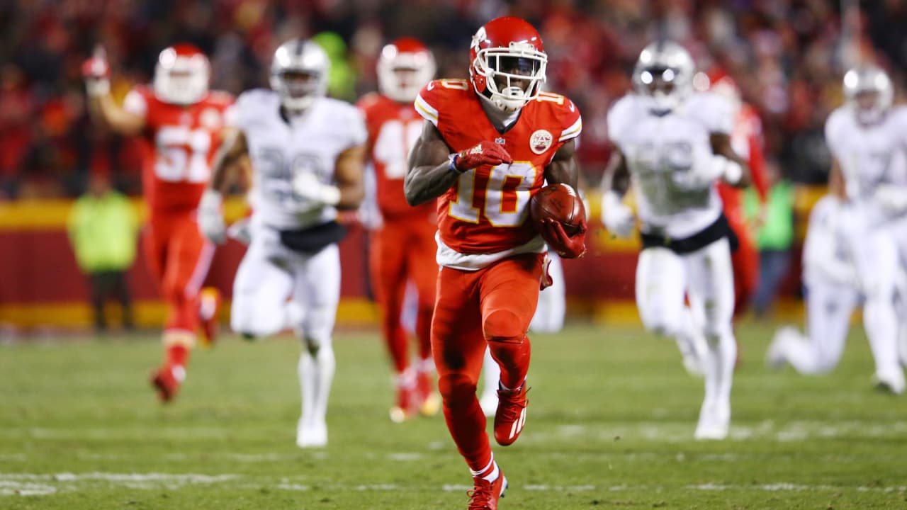 low priced f226f a91b3 Chiefs vs. Raiders  Game Preview